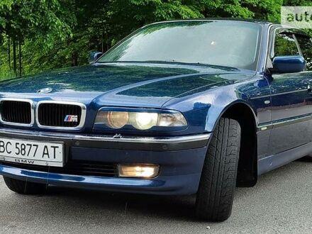 Синий БМВ 728, объемом двигателя 2.8 л и пробегом 252 тыс. км за 6666 $, фото 1 на Automoto.ua