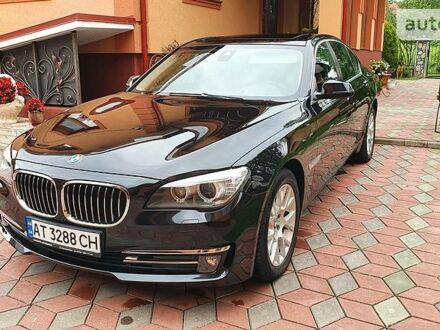 Чорний БМВ 730, об'ємом двигуна 3 л та пробігом 191 тис. км за 31500 $, фото 1 на Automoto.ua