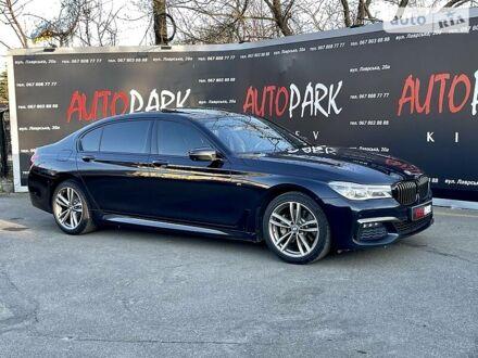 Черный БМВ 730, объемом двигателя 3 л и пробегом 108 тыс. км за 67700 $, фото 1 на Automoto.ua