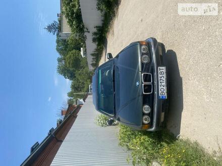 Зеленый БМВ 730, объемом двигателя 3 л и пробегом 365 тыс. км за 3349 $, фото 1 на Automoto.ua