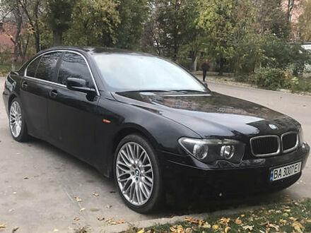 Чорний БМВ 735, об'ємом двигуна 3.6 л та пробігом 385 тис. км за 9300 $, фото 1 на Automoto.ua
