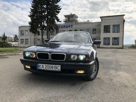 Сірий БМВ 735, об'ємом двигуна 3.5 л та пробігом 383 тис. км за 6200 $, фото 1 на Automoto.ua