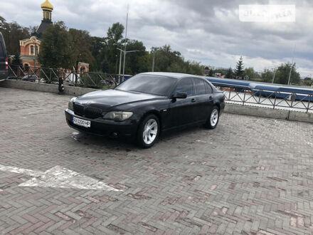 Черный БМВ 740, объемом двигателя 4 л и пробегом 260 тыс. км за 11000 $, фото 1 на Automoto.ua