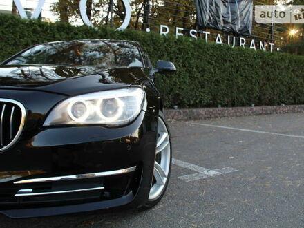 Черный БМВ 740, объемом двигателя 3 л и пробегом 140 тыс. км за 24500 $, фото 1 на Automoto.ua