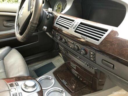Серый БМВ 745, объемом двигателя 4.4 л и пробегом 179 тыс. км за 12373 $, фото 1 на Automoto.ua