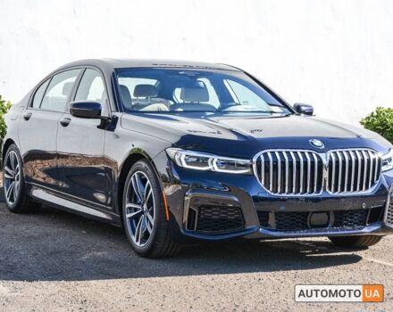 купити нове авто БМВ 745 2020 року від офіційного дилера Альянс Преміум БМВ фото