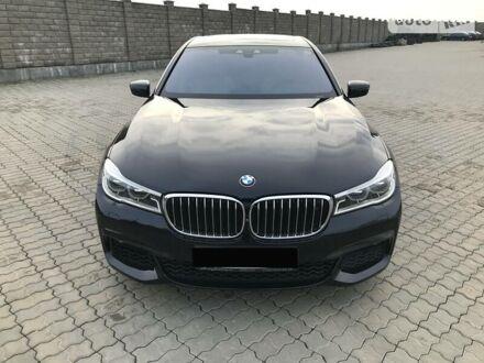 Черный БМВ 750, объемом двигателя 4.4 л и пробегом 100 тыс. км за 49900 $, фото 1 на Automoto.ua