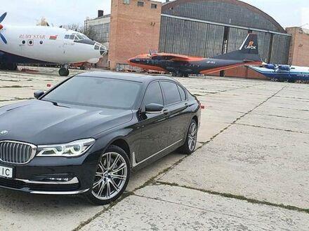 Чорний БМВ 750, об'ємом двигуна 4.4 л та пробігом 59 тис. км за 68000 $, фото 1 на Automoto.ua