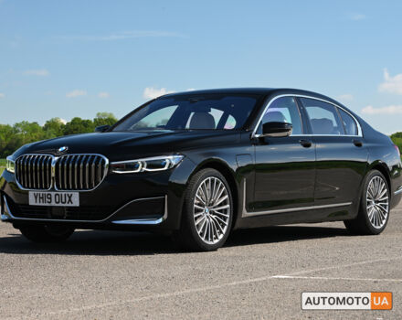 купити нове авто БМВ 750 2020 року від офіційного дилера Альянс Преміум БМВ фото