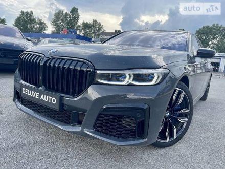 Серый БМВ 760, объемом двигателя 6.6 л и пробегом 8 тыс. км за 134500 $, фото 1 на Automoto.ua