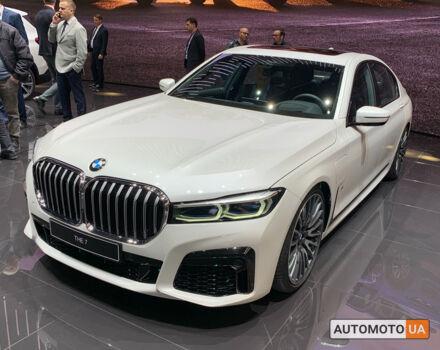 купити нове авто БМВ 760 2020 року від офіційного дилера Альянс Преміум БМВ фото