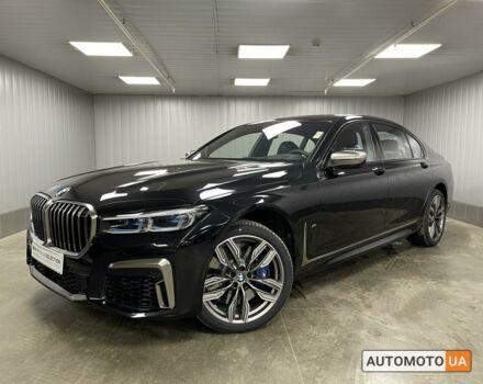 """купити нове авто БМВ 760 2020 року від офіційного дилера Автоцентр BMW """"Форвард Класик"""" БМВ фото"""