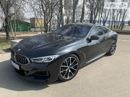Черный БМВ 850, объемом двигателя 4.4 л и пробегом 20 тыс. км за 119999 $, фото 1 на Automoto.ua