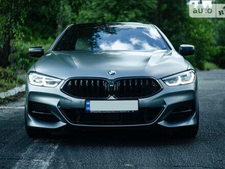 Серый БМВ 850, объемом двигателя 4.4 л и пробегом 12 тыс. км за 144400 $, фото 1 на Automoto.ua