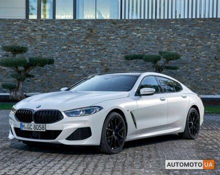 купить новое авто БМВ 850 2020 года от официального дилера Альянс Премиум БМВ фото