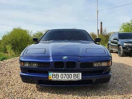 Синий БМВ 850, объемом двигателя 5 л и пробегом 150 тыс. км за 19000 $, фото 1 на Automoto.ua