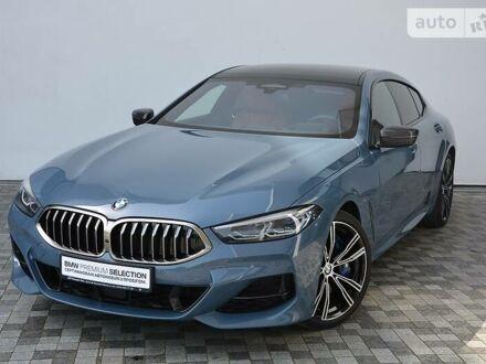 Синий БМВ 850, объемом двигателя 4.4 л и пробегом 6 тыс. км за 127810 $, фото 1 на Automoto.ua