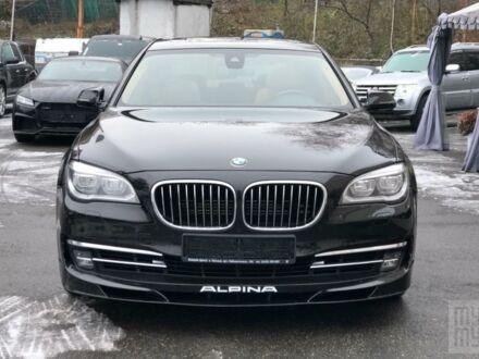 Черный БМВ Альпина, объемом двигателя 4.4 л и пробегом 135 тыс. км за 53500 $, фото 1 на Automoto.ua