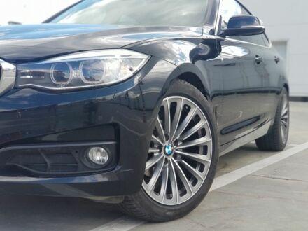 Чорний БМВ Gran Turismo, об'ємом двигуна 2 л та пробігом 130 тис. км за 23000 $, фото 1 на Automoto.ua