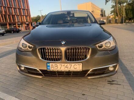Сірий БМВ Gran Turismo, об'ємом двигуна 2 л та пробігом 235 тис. км за 21500 $, фото 1 на Automoto.ua