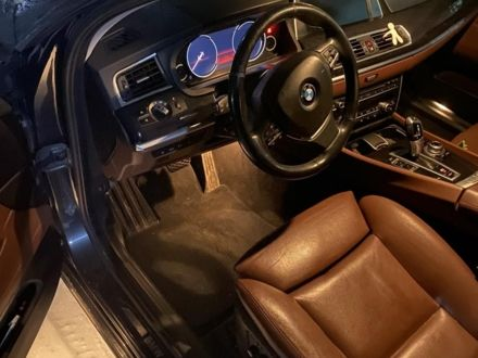Сірий БМВ Gran Turismo, об'ємом двигуна 2 л та пробігом 260 тис. км за 19000 $, фото 1 на Automoto.ua