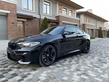 Черный БМВ M2, объемом двигателя 3 л и пробегом 73 тыс. км за 42500 $, фото 1 на Automoto.ua