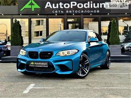 Синій БМВ M2, об'ємом двигуна 3 л та пробігом 48 тис. км за 47000 $, фото 1 на Automoto.ua