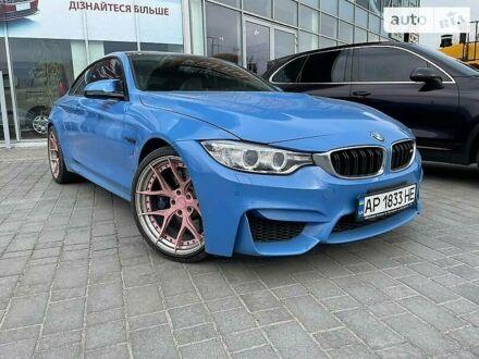 Синій БМВ M4, об'ємом двигуна 3 л та пробігом 16 тис. км за 44900 $, фото 1 на Automoto.ua