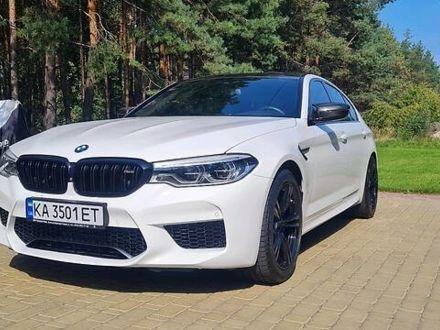 Білий БМВ М5, об'ємом двигуна 4.4 л та пробігом 18 тис. км за 104999 $, фото 1 на Automoto.ua