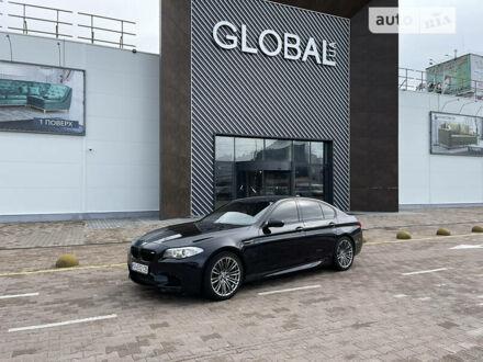 Чорний БМВ М5, об'ємом двигуна 4.4 л та пробігом 83 тис. км за 45500 $, фото 1 на Automoto.ua