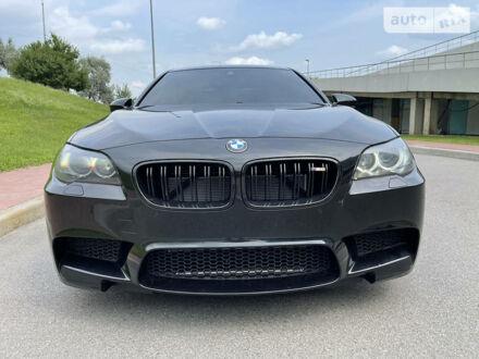 Черный БМВ М5, объемом двигателя 4.4 л и пробегом 70 тыс. км за 46000 $, фото 1 на Automoto.ua