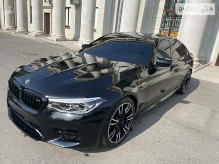Чорний БМВ М5, об'ємом двигуна 4.4 л та пробігом 15 тис. км за 120000 $, фото 1 на Automoto.ua