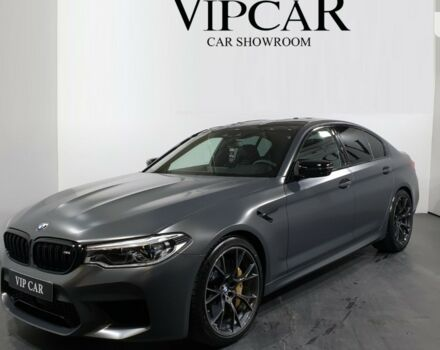 купить новое авто БМВ М5 2021 года от официального дилера VIPCAR БМВ фото