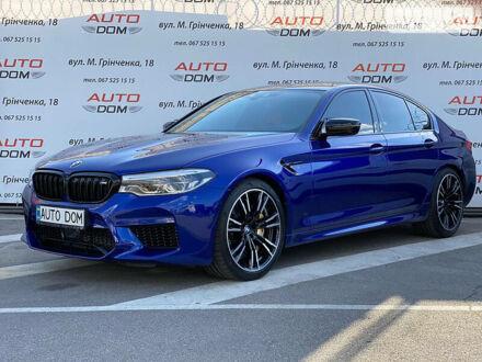 Синий БМВ М5, объемом двигателя 4.4 л и пробегом 8 тыс. км за 144444 $, фото 1 на Automoto.ua