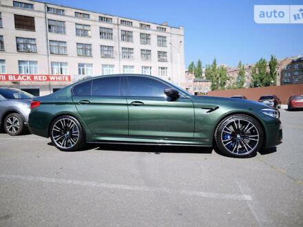 Зелений БМВ М5, об'ємом двигуна 4.4 л та пробігом 28 тис. км за 155000 $, фото 1 на Automoto.ua