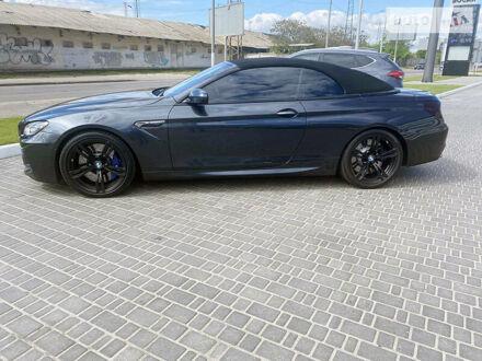 Черный БМВ М6, объемом двигателя 4.4 л и пробегом 34 тыс. км за 54700 $, фото 1 на Automoto.ua