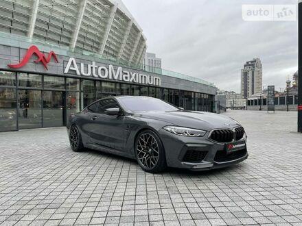 Сірий БМВ M8, об'ємом двигуна 4.4 л та пробігом 12 тис. км за 210000 $, фото 1 на Automoto.ua