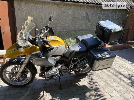 Черный БМВ R 1200, объемом двигателя 0.23 л и пробегом 42 тыс. км за 7500 $, фото 1 на Automoto.ua