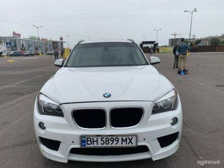 Белый БМВ Х1, объемом двигателя 2 л и пробегом 133 тыс. км за 12950 $, фото 1 на Automoto.ua