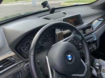 Черный БМВ Х1, объемом двигателя 2 л и пробегом 82 тыс. км за 25000 $, фото 1 на Automoto.ua