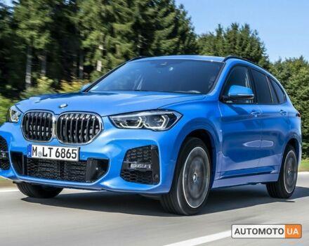 купить новое авто БМВ Х1 2020 года от официального дилера Альянс Премиум БМВ фото