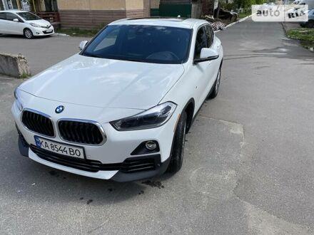 Белый БМВ X2, объемом двигателя 2 л и пробегом 5 тыс. км за 31500 $, фото 1 на Automoto.ua