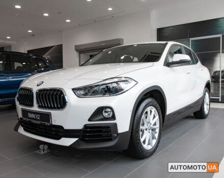 купить новое авто БМВ X2 2020 года от официального дилера Альянс Премиум БМВ фото