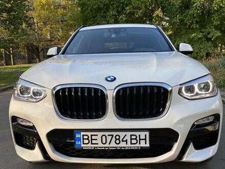 Белый БМВ Х3, объемом двигателя 1.6 л и пробегом 26 тыс. км за 38500 $, фото 1 на Automoto.ua