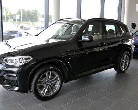купити нове авто БМВ Х3 2021 року від офіційного дилера Арія Моторс BMW БМВ фото