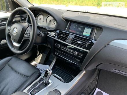 Сірий БМВ Х3, об'ємом двигуна 2 л та пробігом 144 тис. км за 20800 $, фото 1 на Automoto.ua