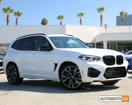 купить новое авто БМВ Х3 2020 года от официального дилера Альянс Премиум БМВ фото