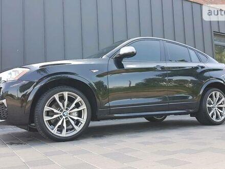 Черный БМВ X4 M, объемом двигателя 3 л и пробегом 62 тыс. км за 44800 $, фото 1 на Automoto.ua