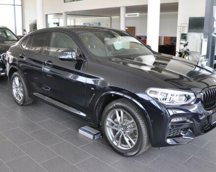 купити нове авто БМВ Х4 2020 року від офіційного дилера Арія Моторс BMW БМВ фото