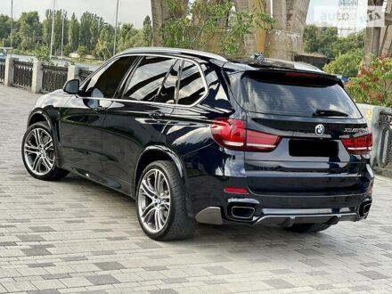 Чорний БМВ Х5 М, об'ємом двигуна 3 л та пробігом 137 тис. км за 47999 $, фото 1 на Automoto.ua